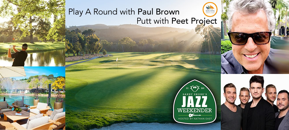 Play A Round with Paul Brown | Putting with Peet Project