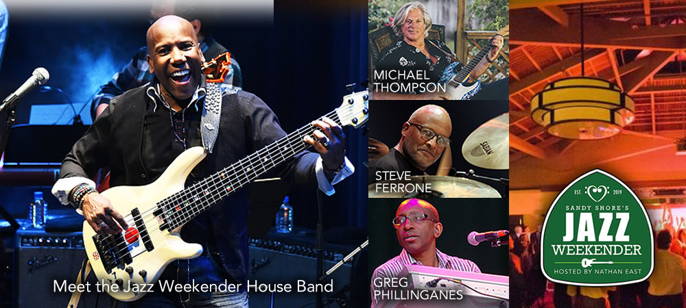 The Jazz Weekender House Band