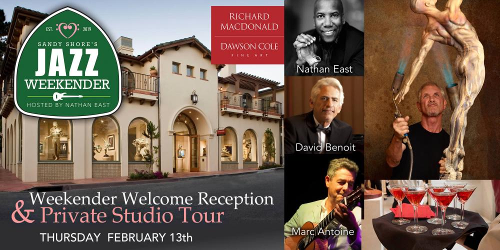 Jazz Weekender Welcome Reception Concert & Private Studio Tour