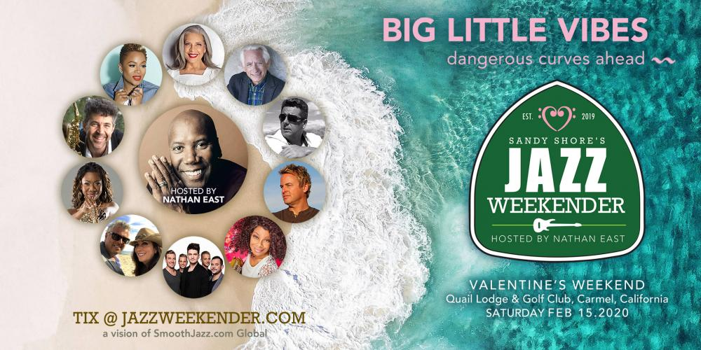 Sandy Shore's Jazz Weekender Carmel 2020