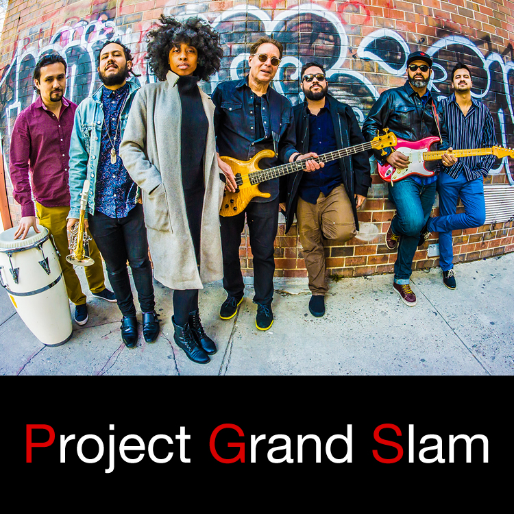 Robert Miller's Project Grand Slam - Trippin'