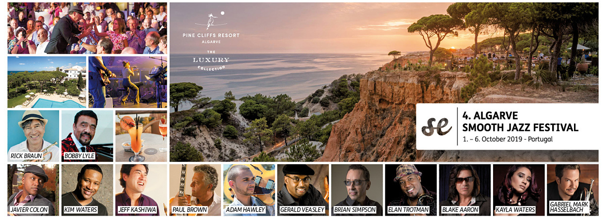 Algarve Smooth Jazz Festival 2019