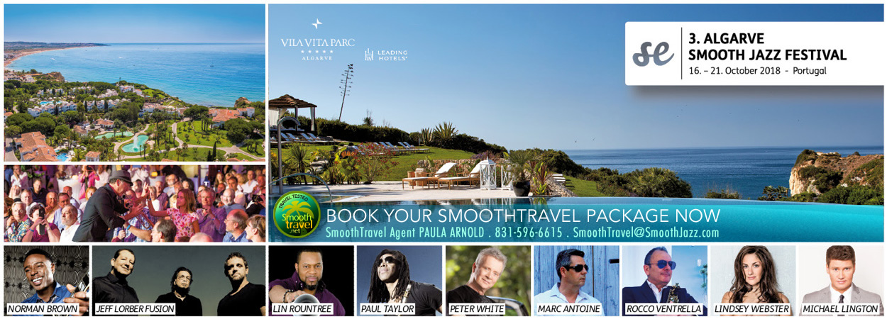 Algarve Smooth Jazz Festival - SmoothTravel