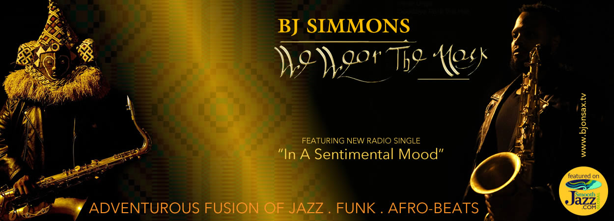 BJ Simmons - We Wear The Mask
