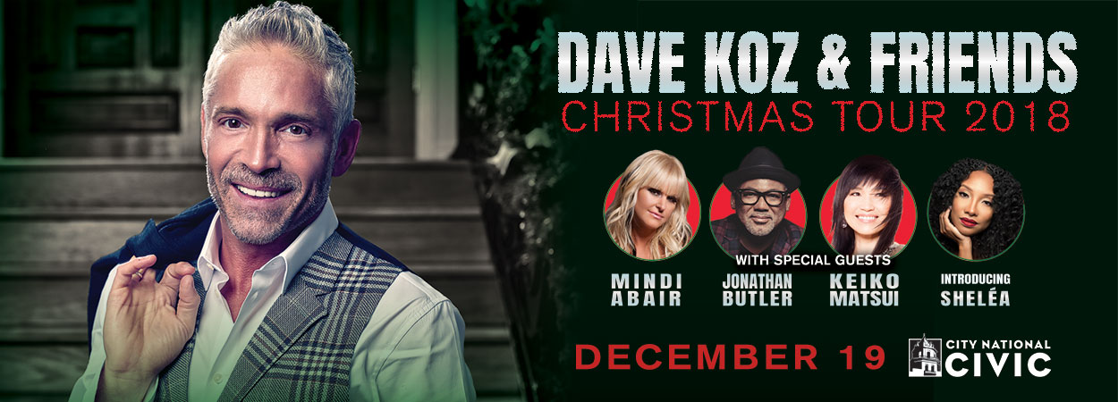 Dave Koz & Friends Christmas Tour