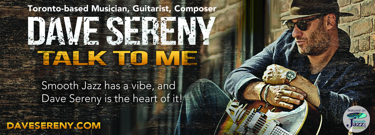 Dave Sereny : Talk to Me