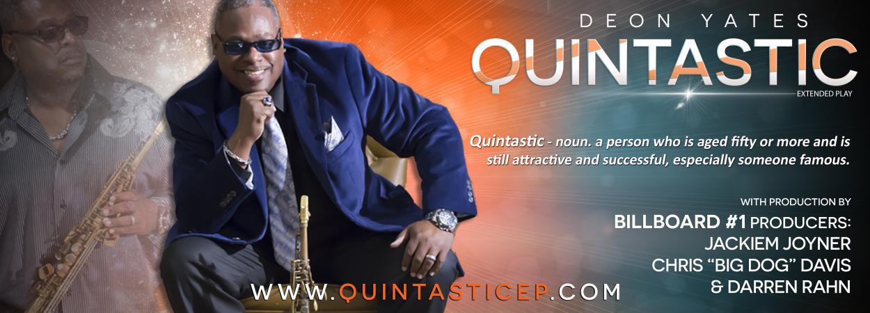 Deon Yates - Quintastic