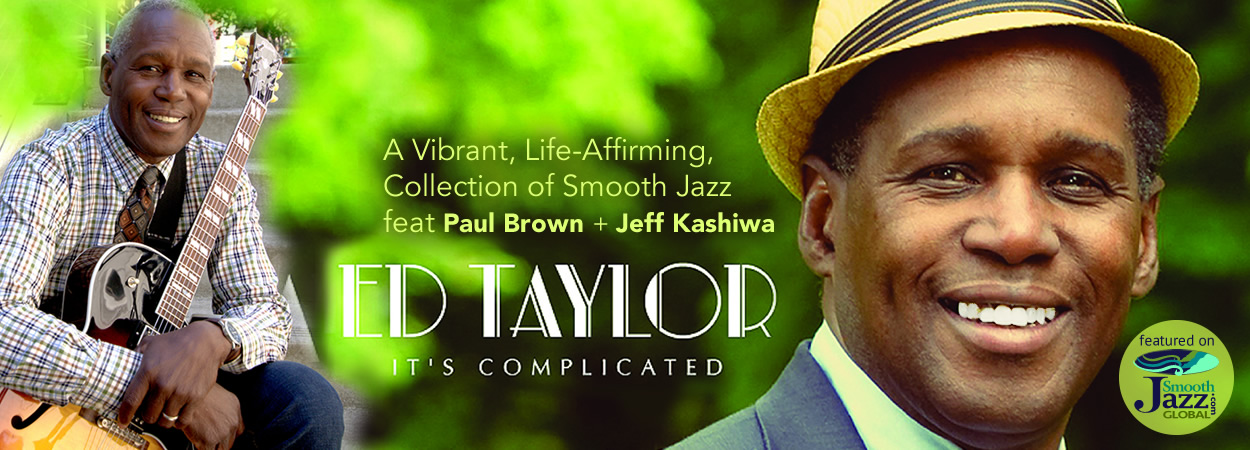 Ed Taylor - It's Complicated
