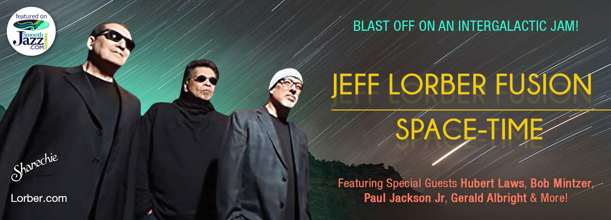 Jeff Lorber Fusion - Space-Time
