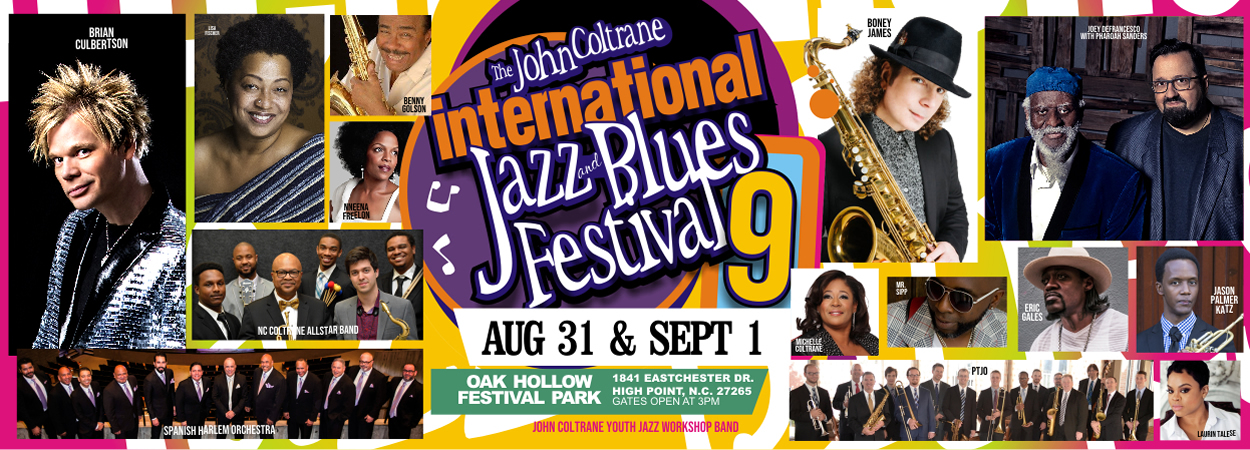 John Coltrane International Jazz & Blues Festival 2019