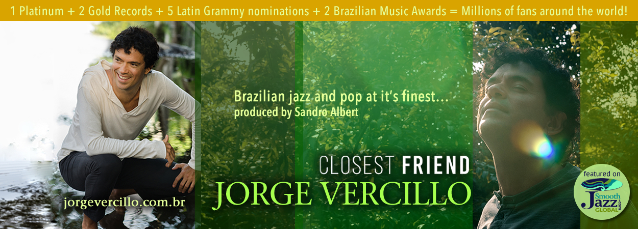 Jorge Vercillo - Closest Friend