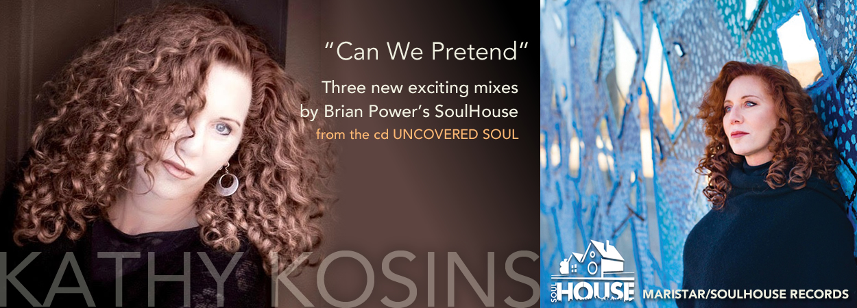 Kathy Kosins - Uncovered Soul
