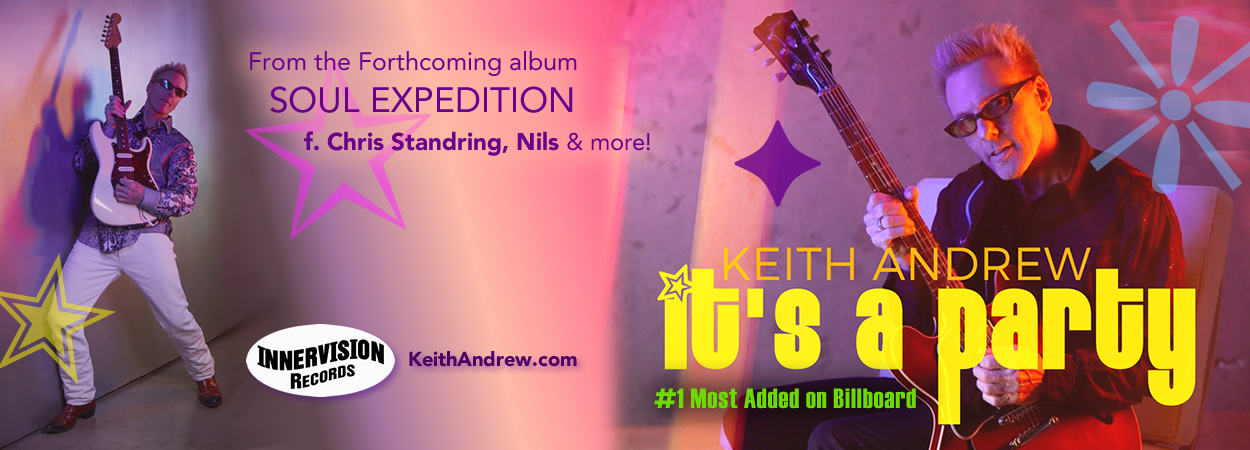 Keith Andrew - Soul Expedition