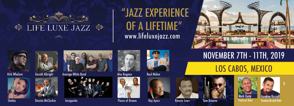 Life Luxe Jazz Experience 2019