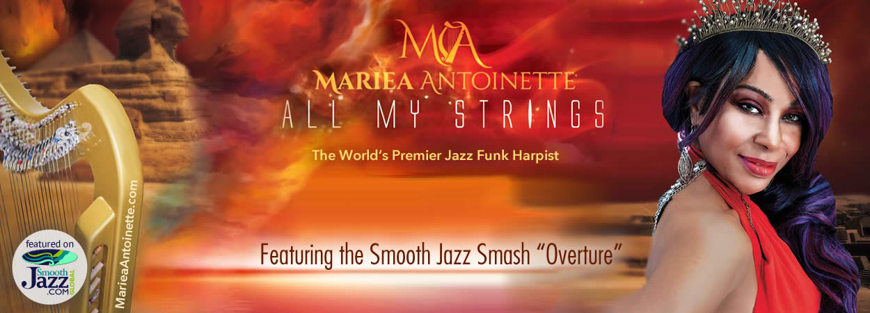 Mariea Antoinette - All My Strings