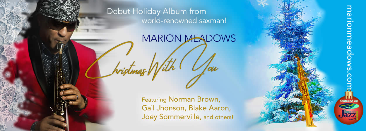 Marion Meadows - Christmas With You