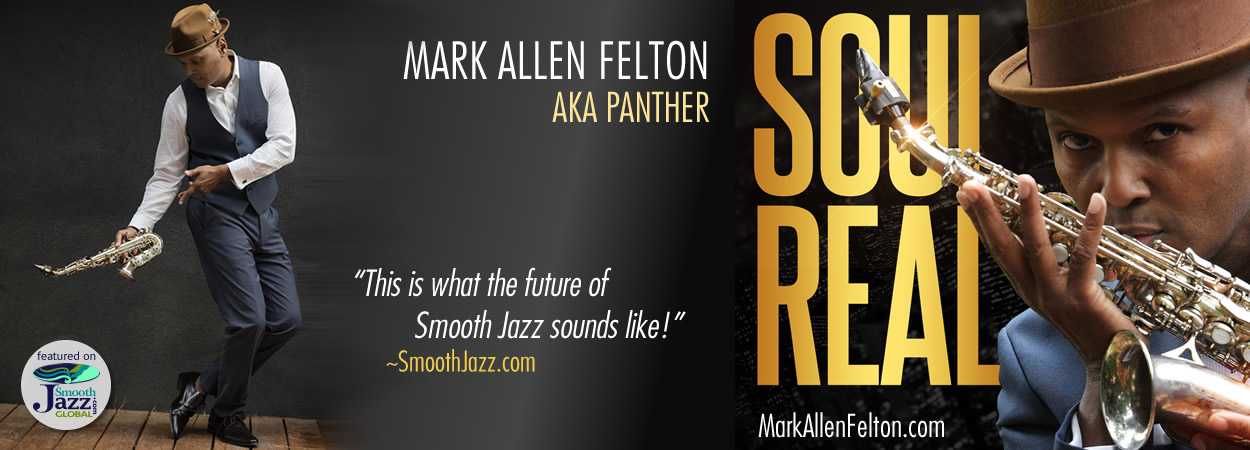 Mark Allen Felton - Soul Real