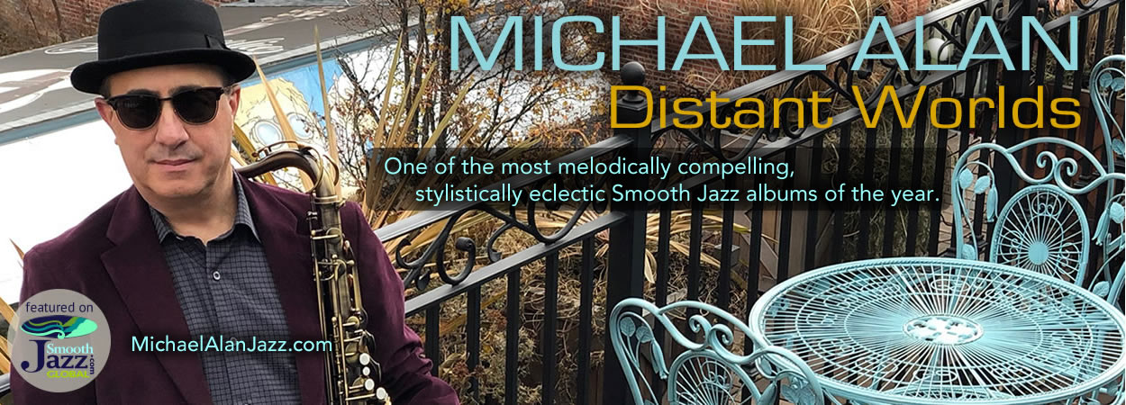 Michael Alan - Distant Worlds
