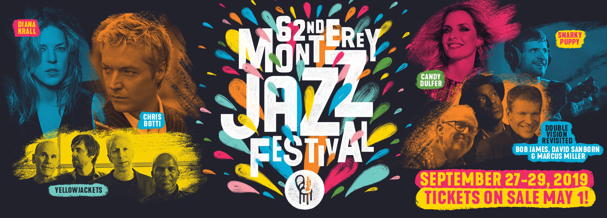 62nd Annual Monterey Jazz Festival