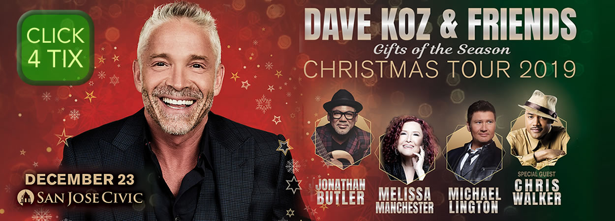 Dave Koz & Friends Christmas Tour - 2020