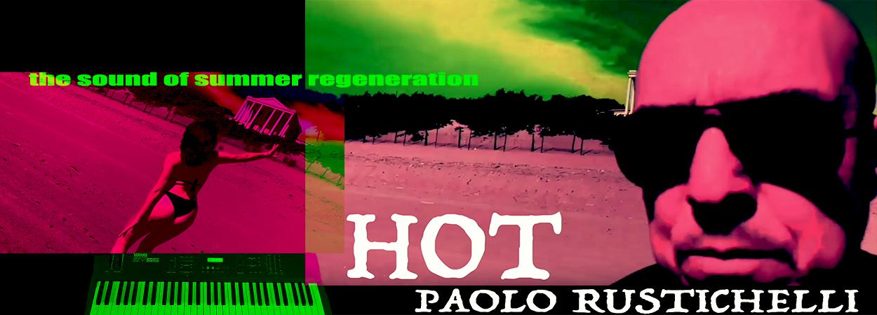 Paolo Rustichelli - Hot