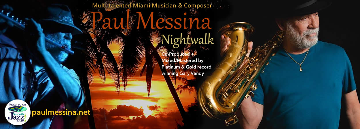 Paul Messina - Nightwalk