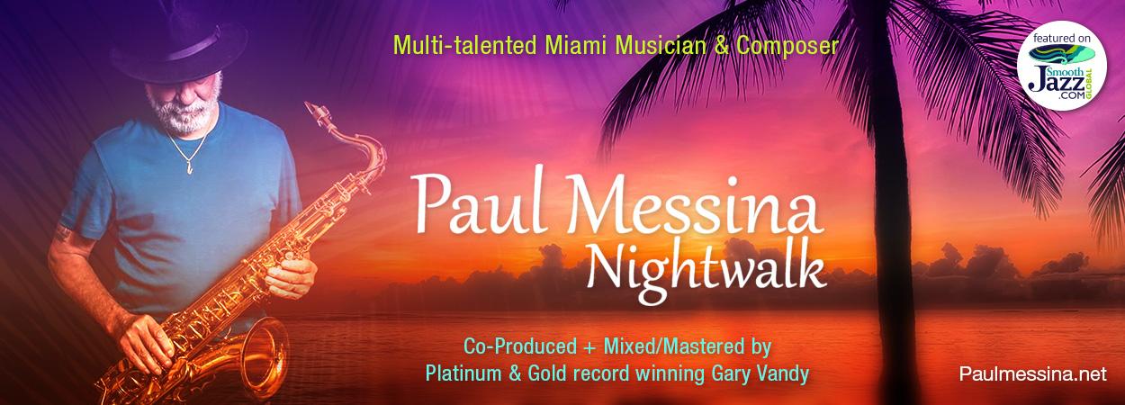 Paul Messina - Nightwalk 2