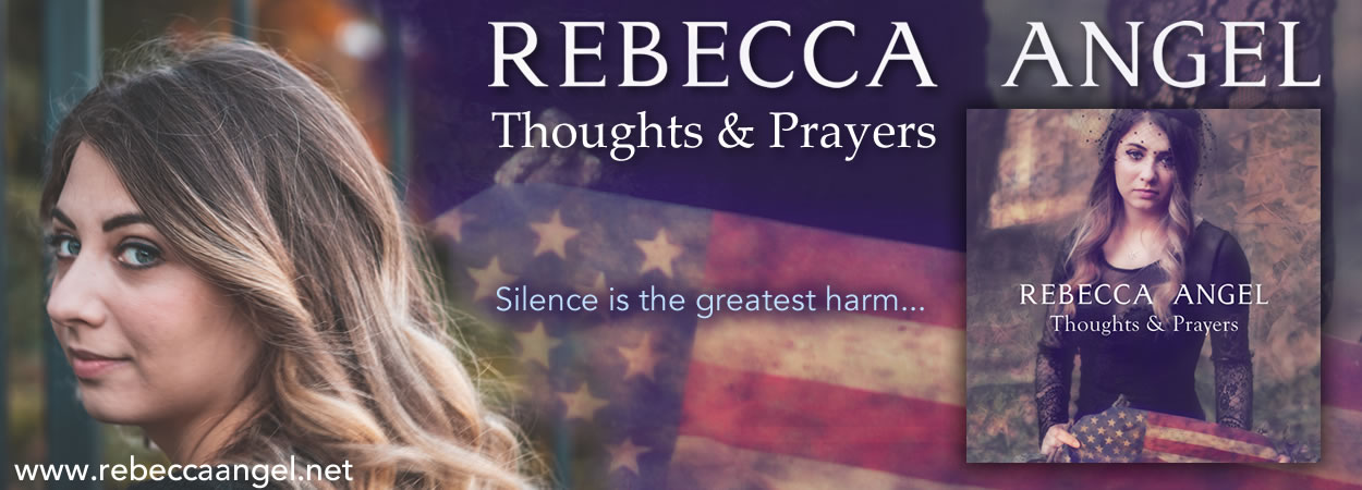 Rebecca Angel - Thoughts & Prayers