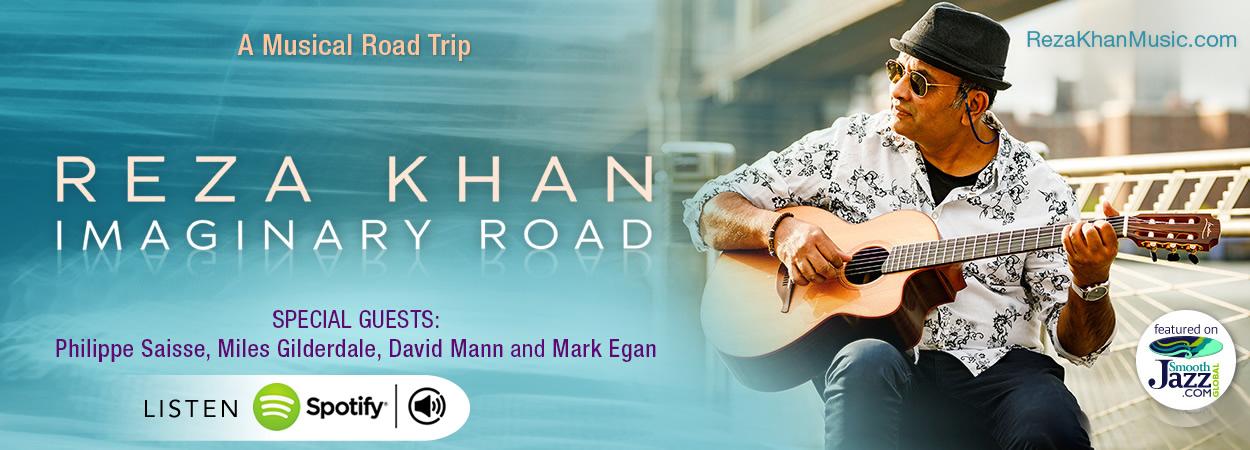 Reza Khan - Imaginary Road
