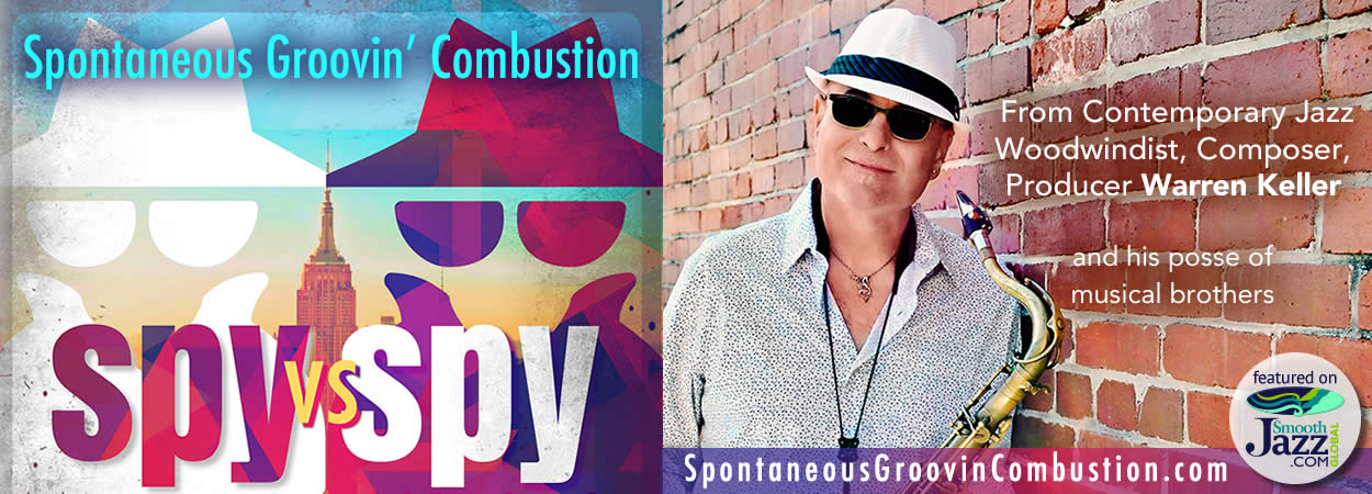 Spontaneous Groovin' Combustion - Spy vs Spy