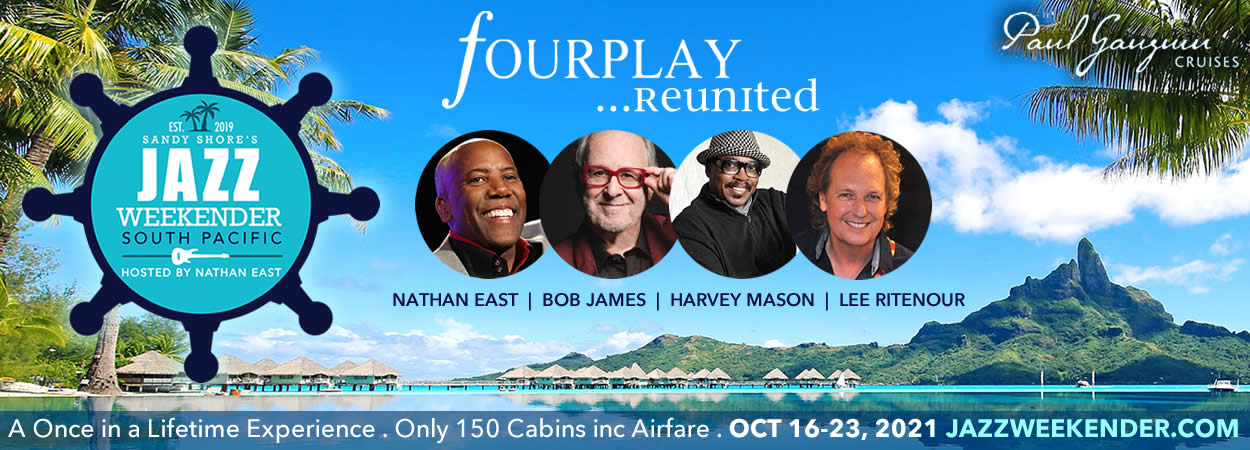 SSJW 2021 South Pacific - Fourplay