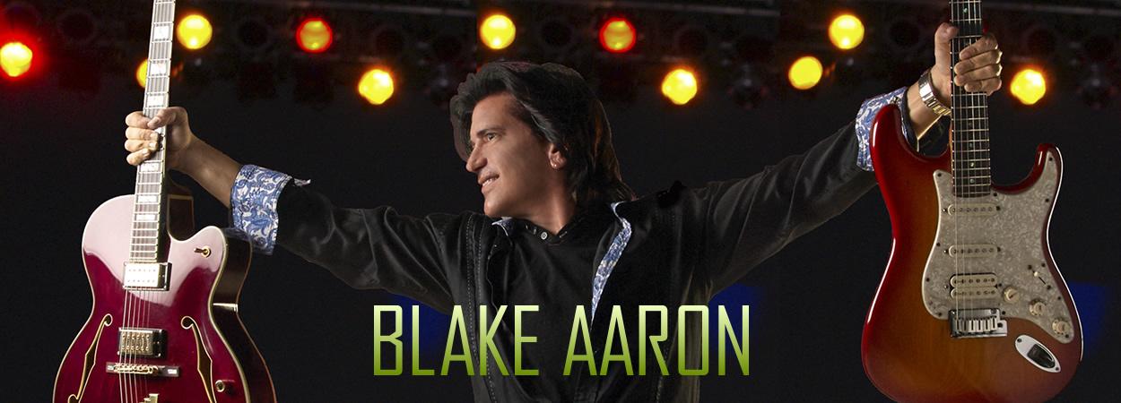 Book Blake Aaron