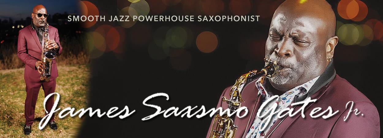 Book James Saxsmo Gates