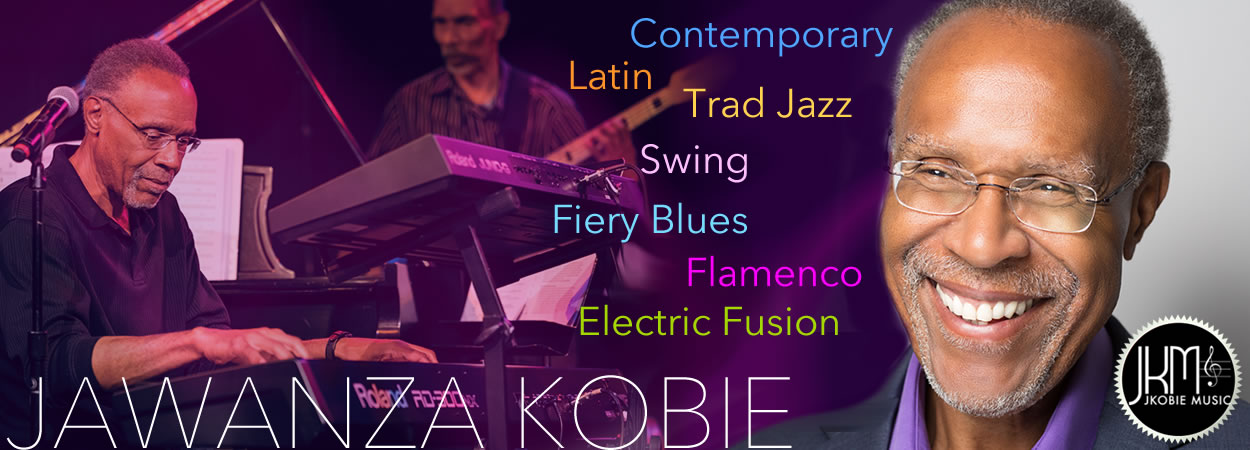 Jawanza Kobie - Available for Booking Worldwide