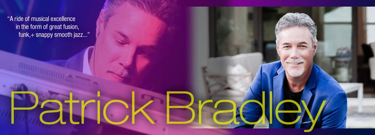 Book Patrick Bradley