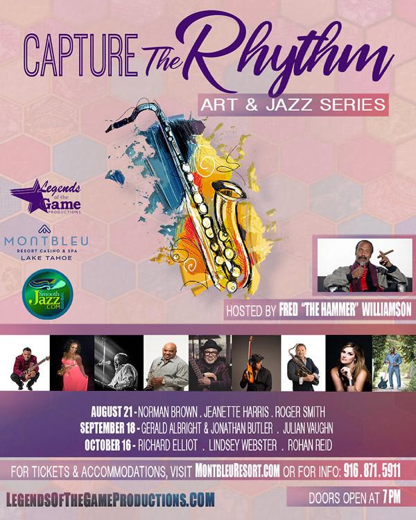 Capture the Rhythm Series @ MONTBLEU Resort Spa Casino