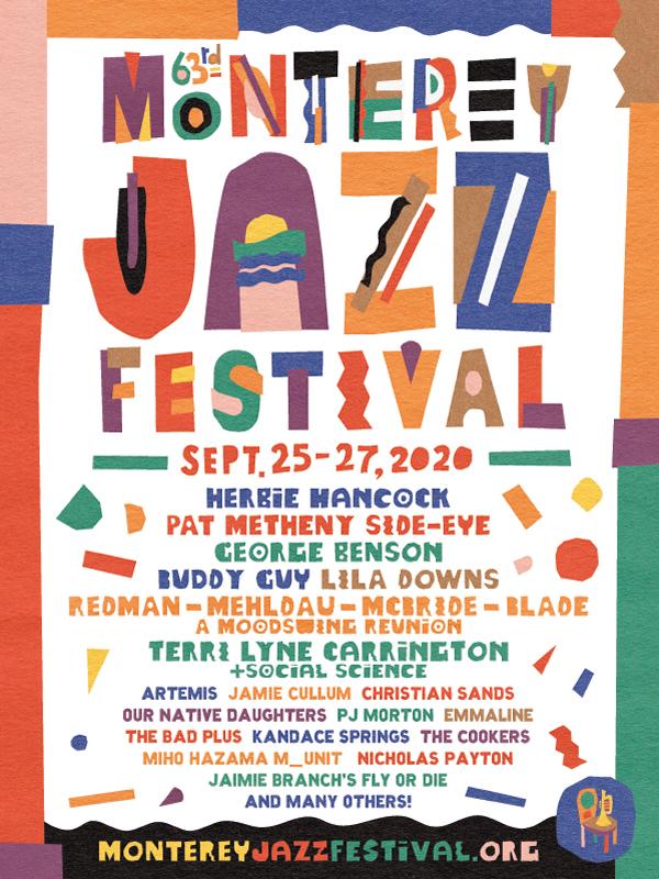 63rd Monterey Jazz Festival