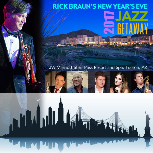 Rick Braun's New Year's Eve Jazz Getaway