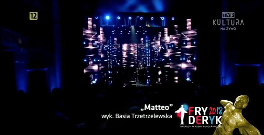 Basia - Matteo Live