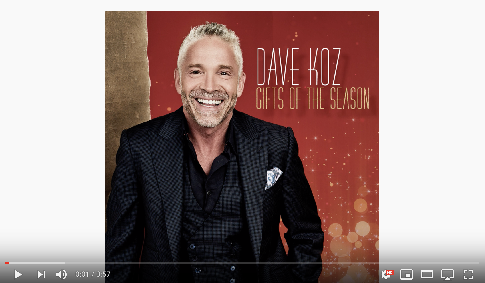 Dave Koz - It's Beginning To Look A Lot Like Christmas