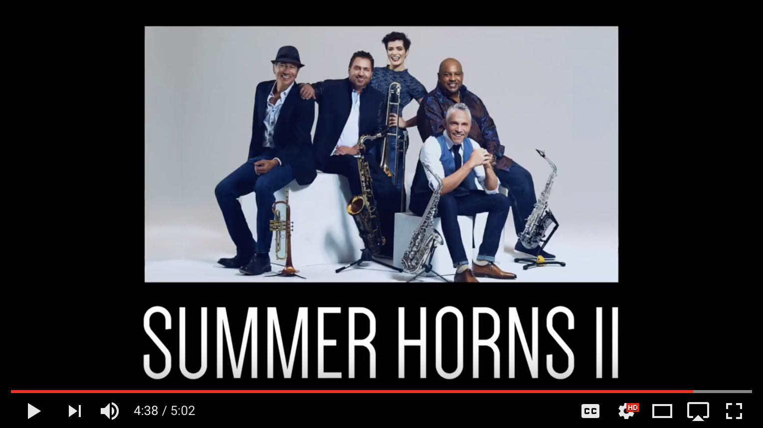 Dave Koz - Summer Horns II : From A to Z