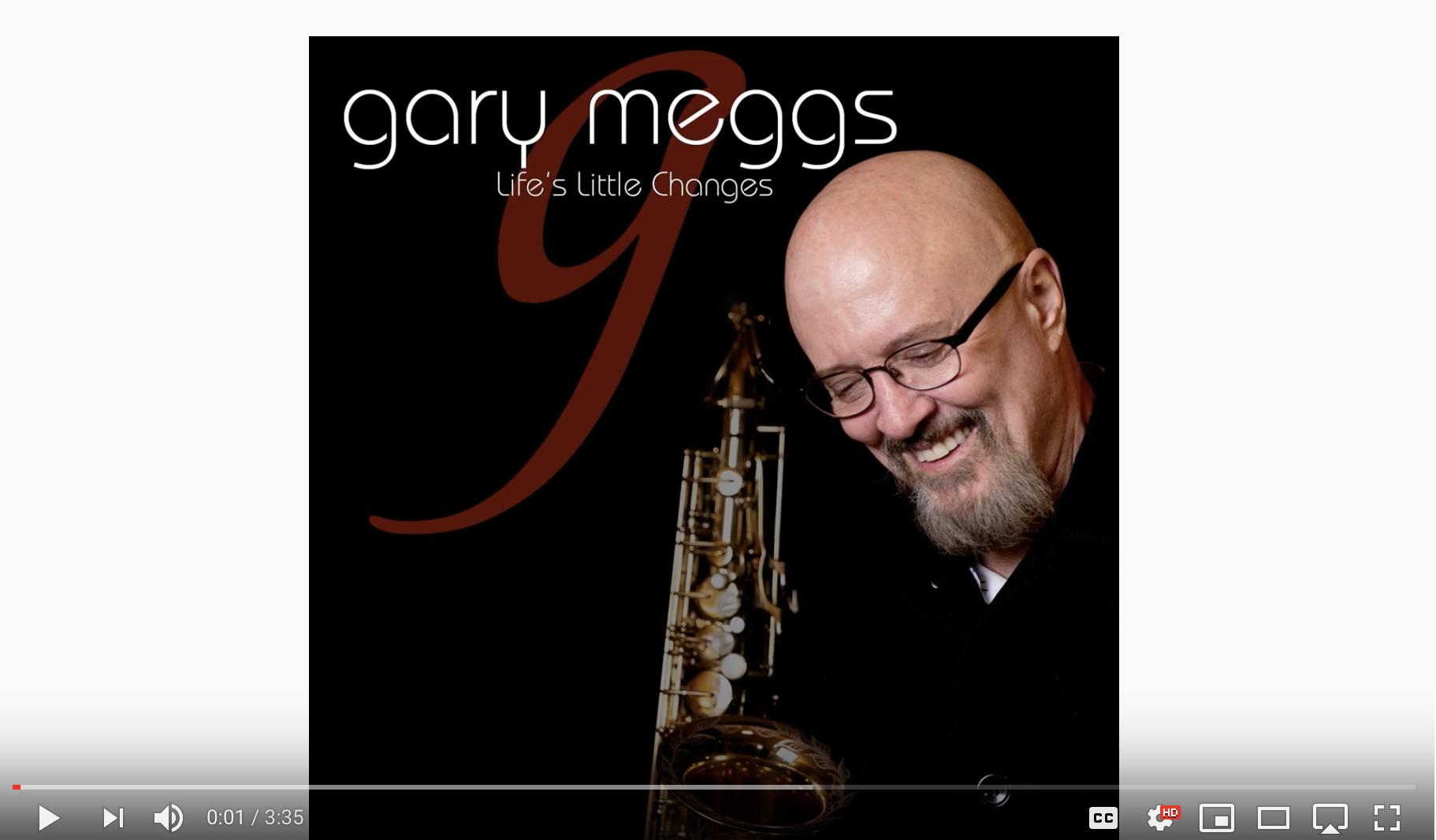 Gary Meggs - Look Of Love