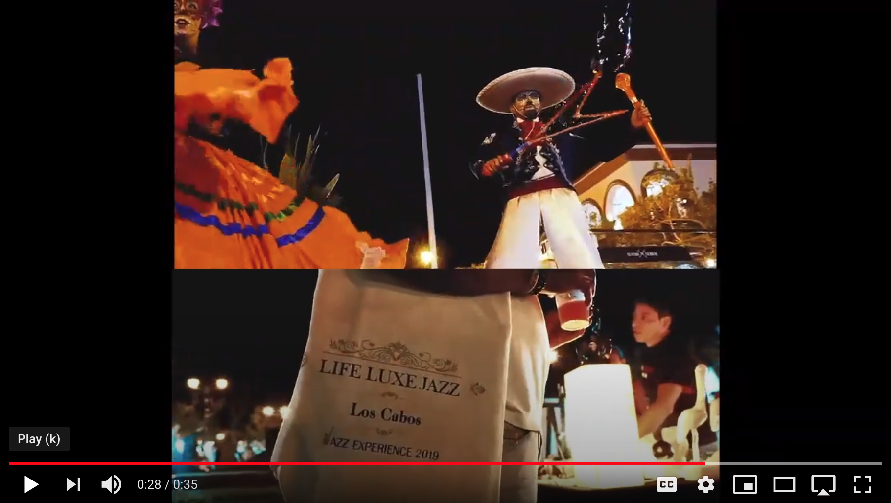 Life Luxe Jazz - The Los Cabos Jazz Experience