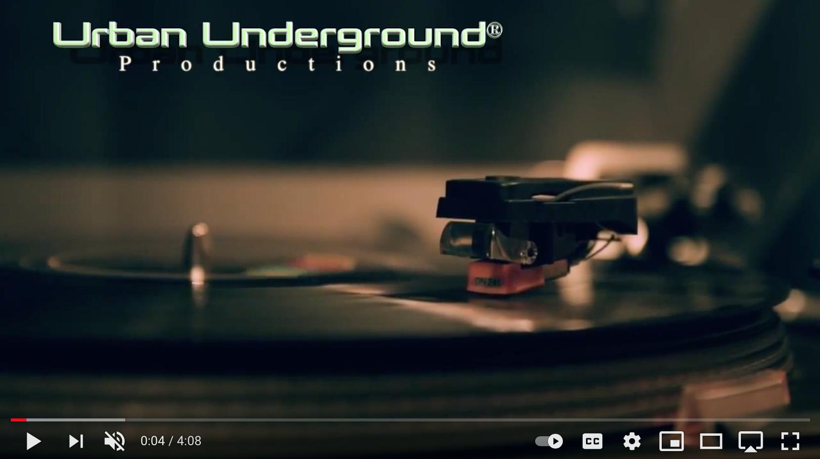 Urban Underground - World Peace