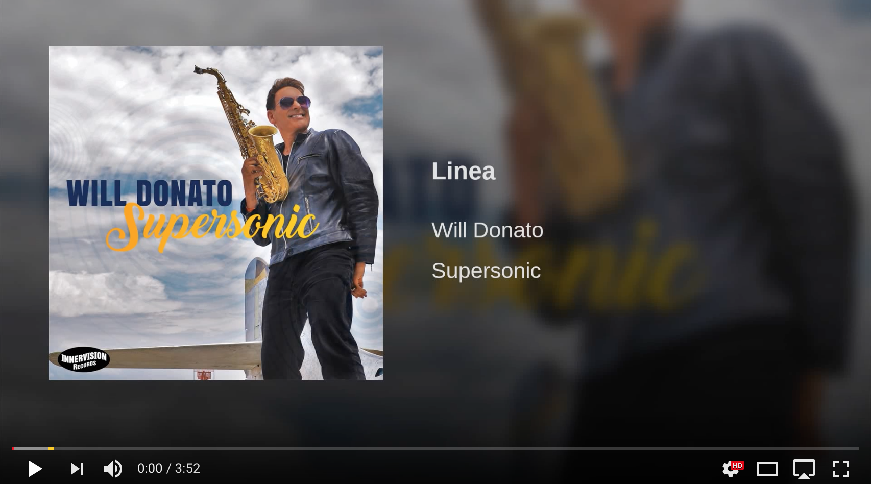 Will Donato - Supersonic Video