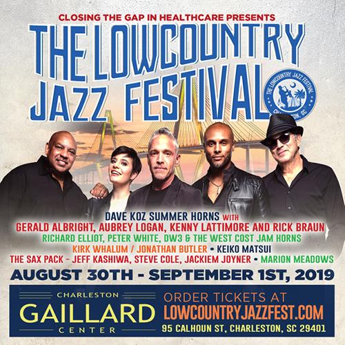 California Jazz Festival 2019