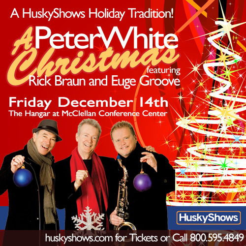 Husky Shows - Peter White Christmas