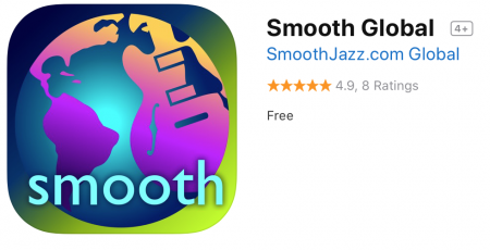 SmoothJazz.com Smooth Global Mobile App iOS and Android