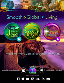 Smooth*Global*Living - Full Page Program Ad - Version 1