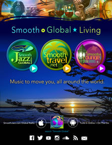 Smooth*Global*Living - Full Page Program Ad - Version 3